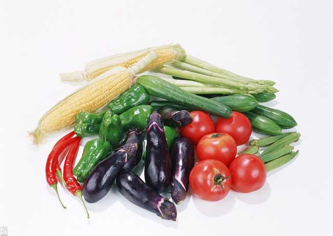 بیماریهای مهم گوجه فرنگی و بادمجان و خیار