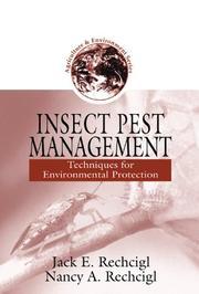 دانلود کتاب مدیریت حشرات آفت  Insect Pest Management