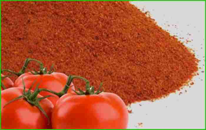 استفاده از تفاله گوجه فرنگی در تغذیه دام و طیور