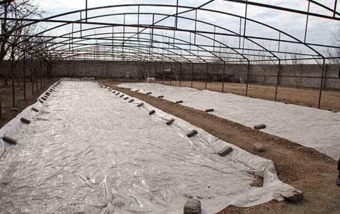 روشهای ضد عفونی خاک