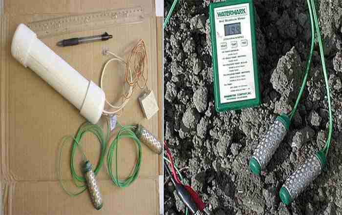 استفاده از بلوک گچی در برنامه ریزی آبیاری