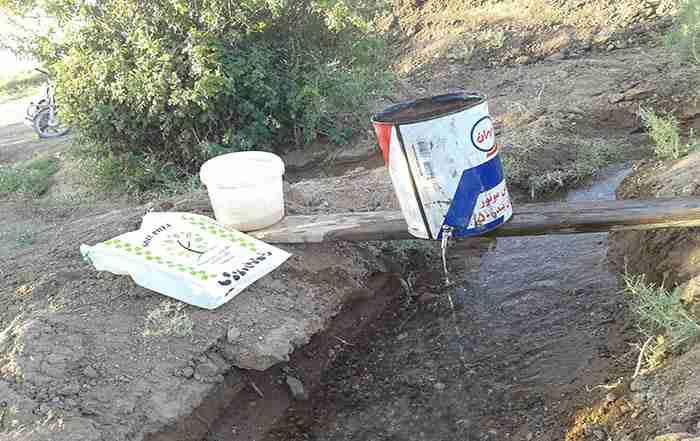 توصیه هایی برای کود آبیاری در روشهای آبیاری سطحی