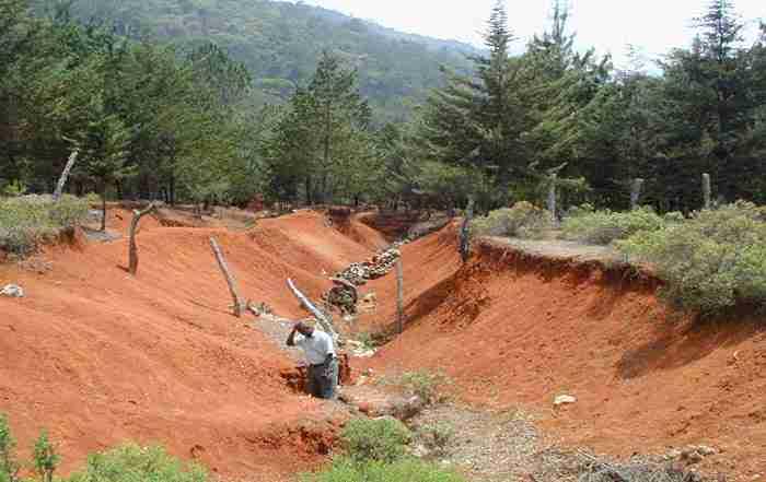 فرسایش و حفاظت خاک ( قسمت دوم )