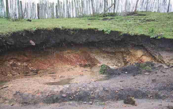 فرسایش و حفاظت خاک