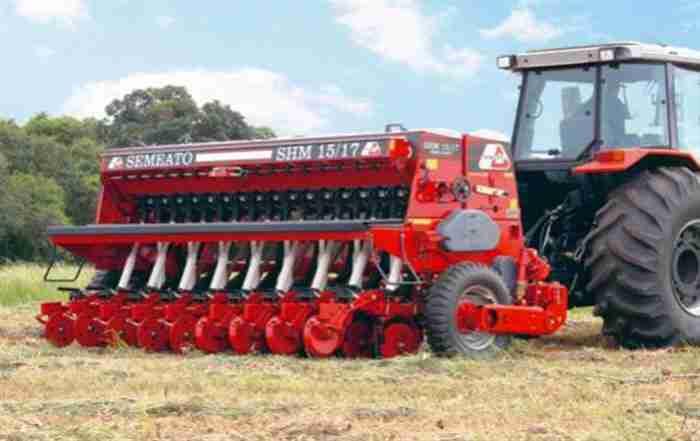 روش تنظیم تراکتور و ردیف کار برای کشت بذر