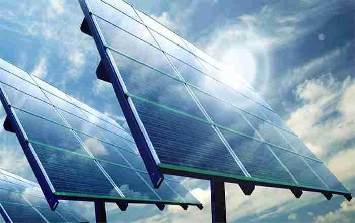 استفاده از انرژی تجدید پذیر خورشیدی